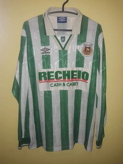 Camisa Do Rio Ave (umbro) 1995 / 1996