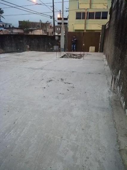 Terreno Com Fundação Pronta, De Esquina À Venda, 209 M² Por R$ 250.000 - Vila Caraguata - Cubatão/sp - Te0012