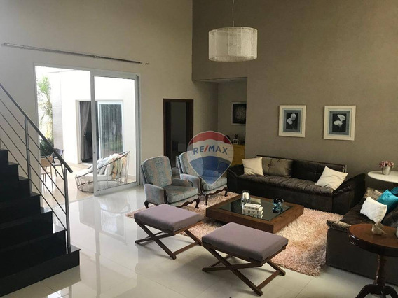 Venda - Casa Florais Cuiabá - 540m² - Ca0839