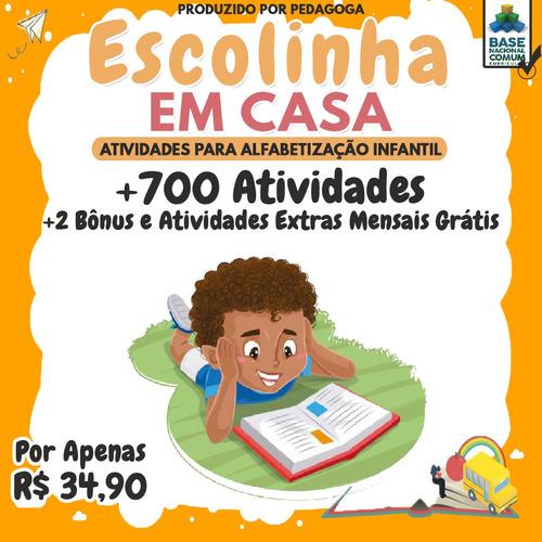 Atividades Para Alfabetização Infantil