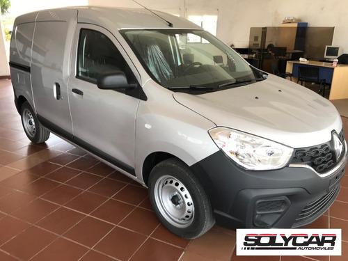 Renault Kangoo Comfort/profesional 1.6 2021 0km - Solycar
