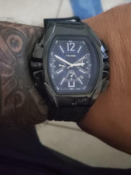Relógio Automático Tevise Lykan Original