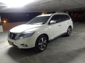 Nissan Pathfinder Advance Aut. 2014 67.000kms 3 Pantall
