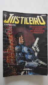 Justiceiro Especial Nº 1 Edição Encadernada