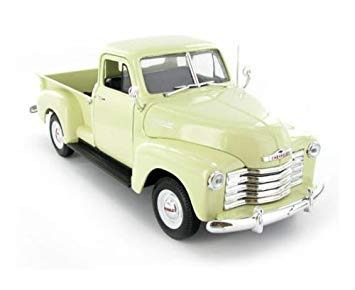 Picape Chevrolet 3100 Pickup Welly 1953 12 Cm