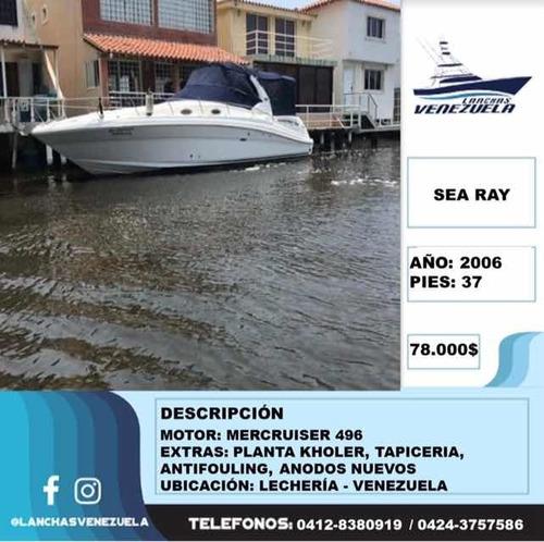 Yate Sea Ray 37 Lv50