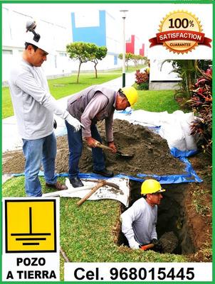 Pozo A Tierra, Construccion Mas Certificado S/1000