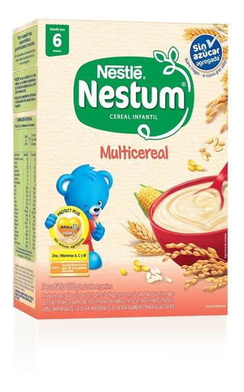 Nestum Multicereal Cereal Infantil X 200g Nestlé Oficial