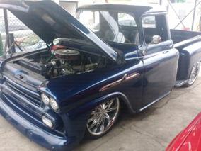 Chevrolet Apache 58 Nacional