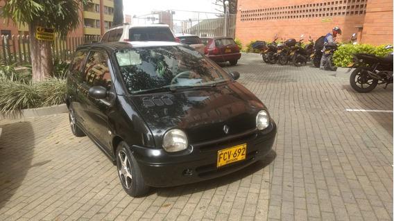 Renault Twingo 16 Válvulas 1.2 L, Negro, 3 Puertas, 2007