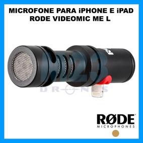 Rode Videomic Me L Microfone Direcional Para iPhone iPad