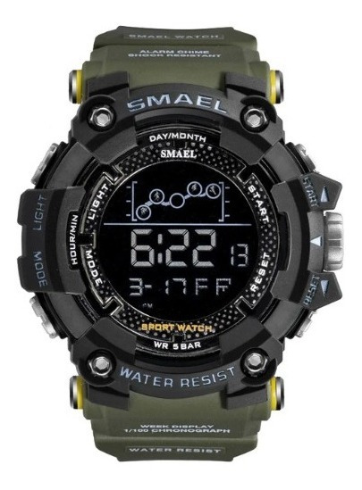 Relógio Masculino Digital Lançamento A Prova D