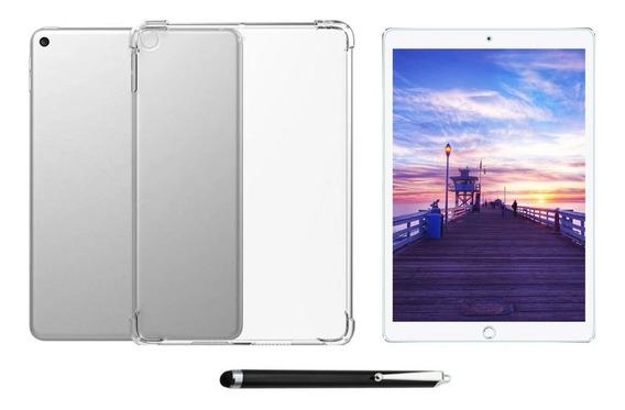 Capa Tpu iPad 7 10,2 A2197 A2198 + Película Vidro + Caneta