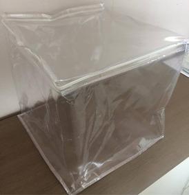 Caixa Plástica Organizadora - Kit 15 Peças