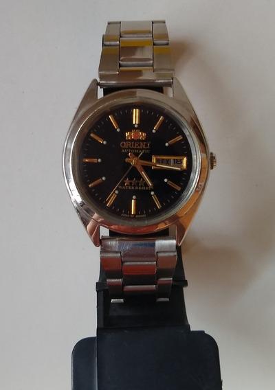 Relógio Masculino Orient 3 Estrelas469wa3-rf/zfm-195