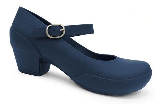 Sapato Boneca Galicia 1208-900 - Boa Onda - Dark Blue