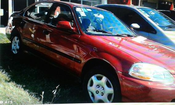 Honda Civic 1.6 Lx 1998