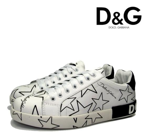 Tênis Dolce & Gabbana Stars