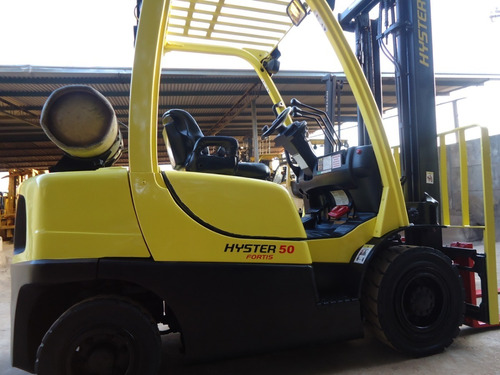 Empilhadeira Hyster H 50 Ft Ano 2011 Carga 2500kg