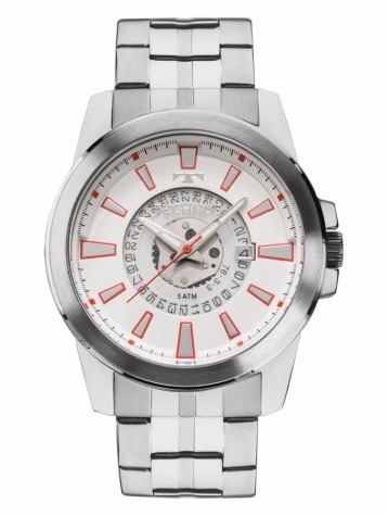 Relógio Technos Masculino Esportivo 2117lah/1b Orig C/nf P