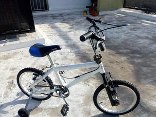 Bicicleta Niño Con Ruedas
