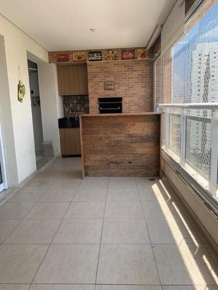 Apartamento Com 3 Dormitórios Para Alugar, 93 M² Por R$ 4.200,00/mês - Barra Funda - São Paulo/sp - Ap1321