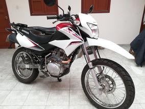 Honda Xr150l Blanca