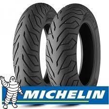 Imagen 1 de 4 de Cubiertas Honda Pcx 150 Michelin 100 90 14 Y 90 90 14 City G