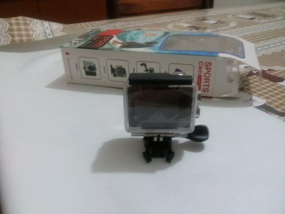 Câmera A9 Hd 1080p 2 Polegadas Lcd 30m Impermeável Esportes