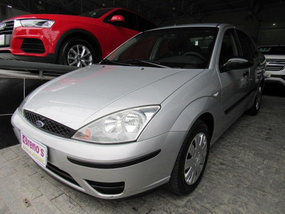 Ford Focus Sedan Glx 1.6 8v Gasolina Manual