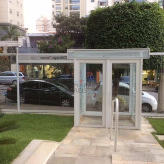 Apartamento Com 1 Dormitório À Venda, 43 M² Por R$ 480.000 - Moema - São Paulo/sp - Ap14847