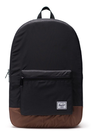 Herschel Packable Daypack Black Mochila 10614-02739