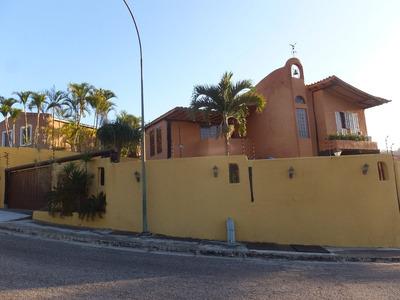 Casa Estilo Mexicana En Venta En Monterrey - Gm 81