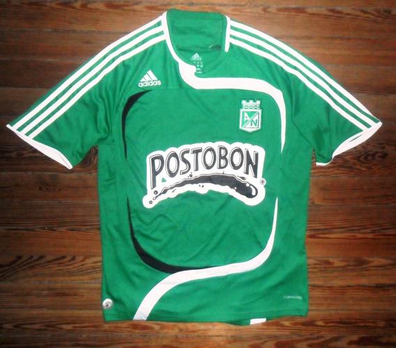 Camiseta Atletico Nacional Colombia #10 * Casacas Clásicas