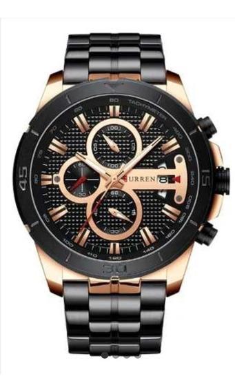 Relógio Curren Masculino Funcional