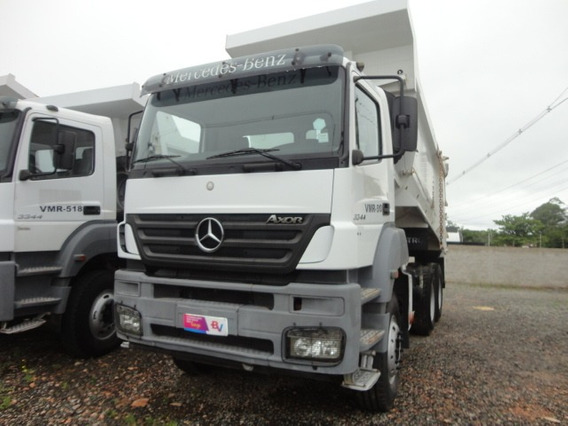 Mercedes Benz 3344 6x4 Caçamba
