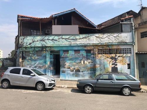 Sobrado Para Alugar, 245 M² Por R$ 2.300/mês - Vila Maranduba - Guarulhos/sp - Cód.so2606 - Ai14565