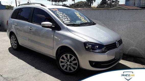 Volkswagen Spacefox 1.6 8v Trend Totalflex 4p 2014