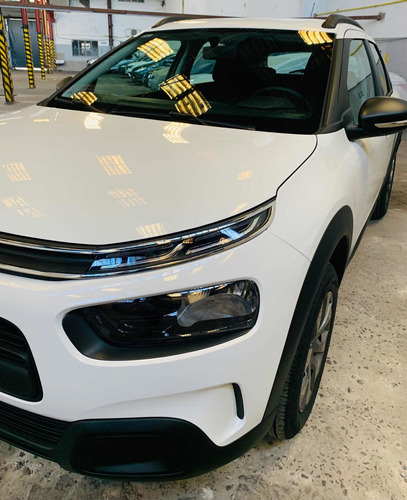 Citroën C4 Cactus 2021 1.6 Vti 115 Live