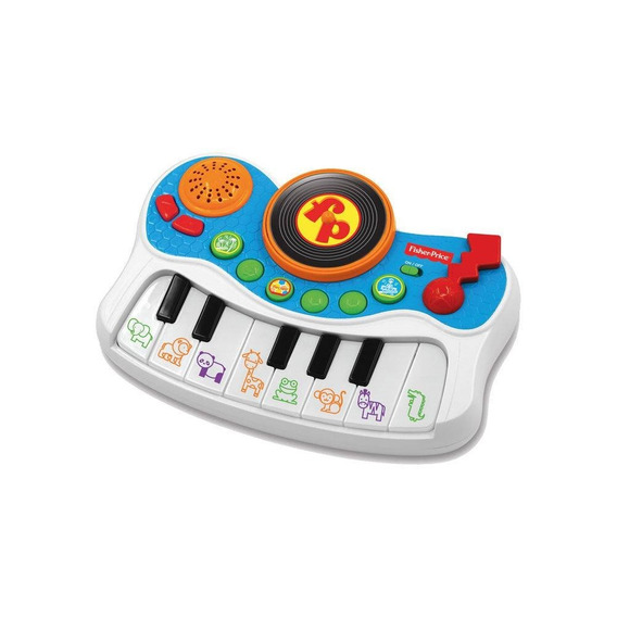 Teclado Studio Musical Kids Fisher Price - Fun