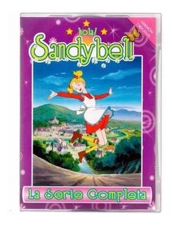 Hola ! Sandybell Serie Completa Animada Dvd
