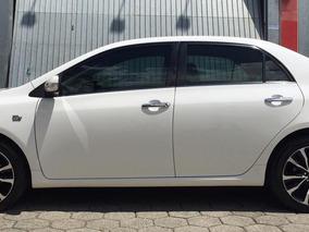 Toyota Corolla Altis Branco 2.0 Flex Aut. 4p 2013 Chipado