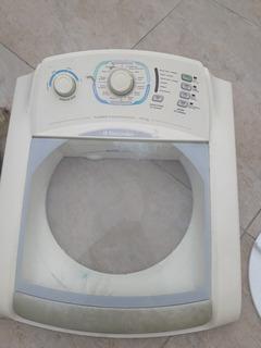Maquina De Lavar Ltc 10 Painel Completo