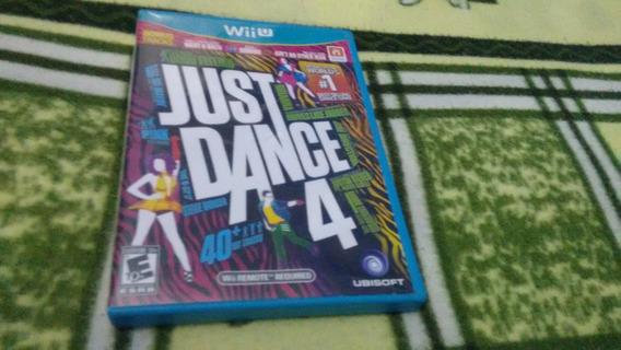 Just Dance 4 Nintendo Wii U Seminovo