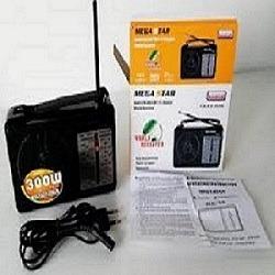 Radio Am/fm/sw1/sw2 4 Faixas A Pilha E A Eletric.110/220v