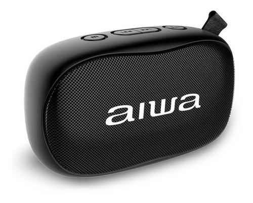 Parlante Portatil Bluetooth Fm Bocina Inalambrica Aiwa Aw 21