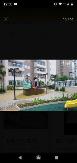 Apartamento 2 Dormitórios No Resort Itanhaém Ii