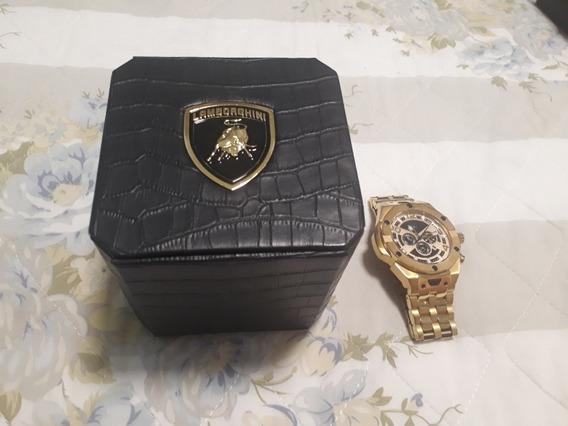 Relógio Lamborguini Lb90056675m