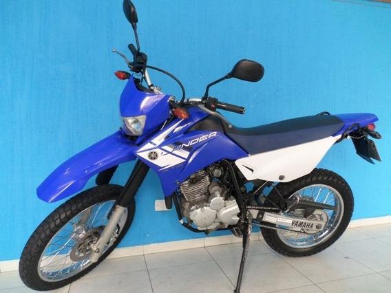 Yamaha Lander 250 2014 Azul Cod:.1011