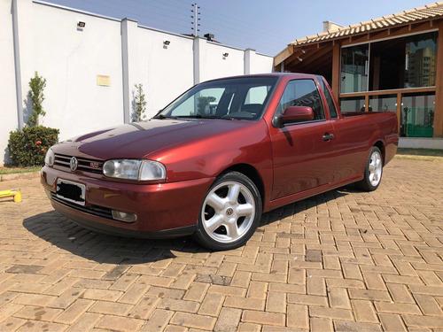 Imagem 1 de 10 de Volkswagen Saveiro Cl 1.6